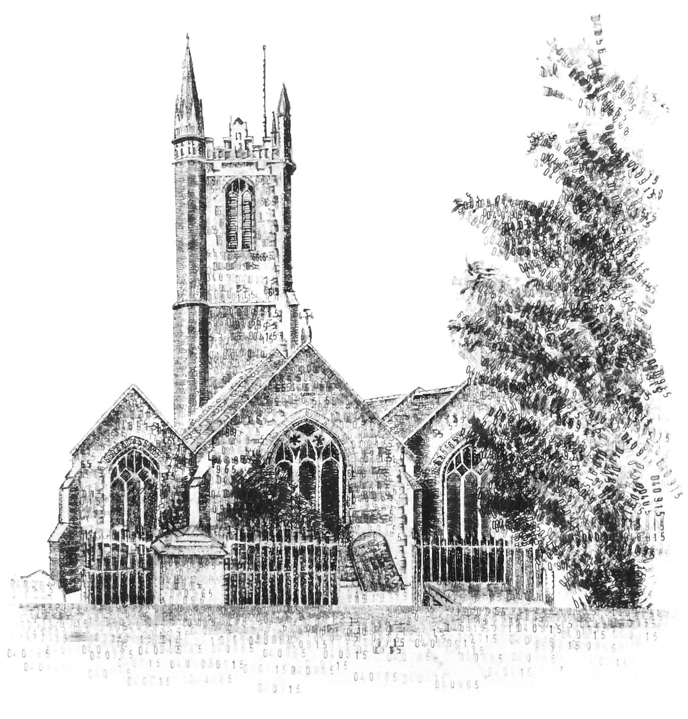 Church commission post