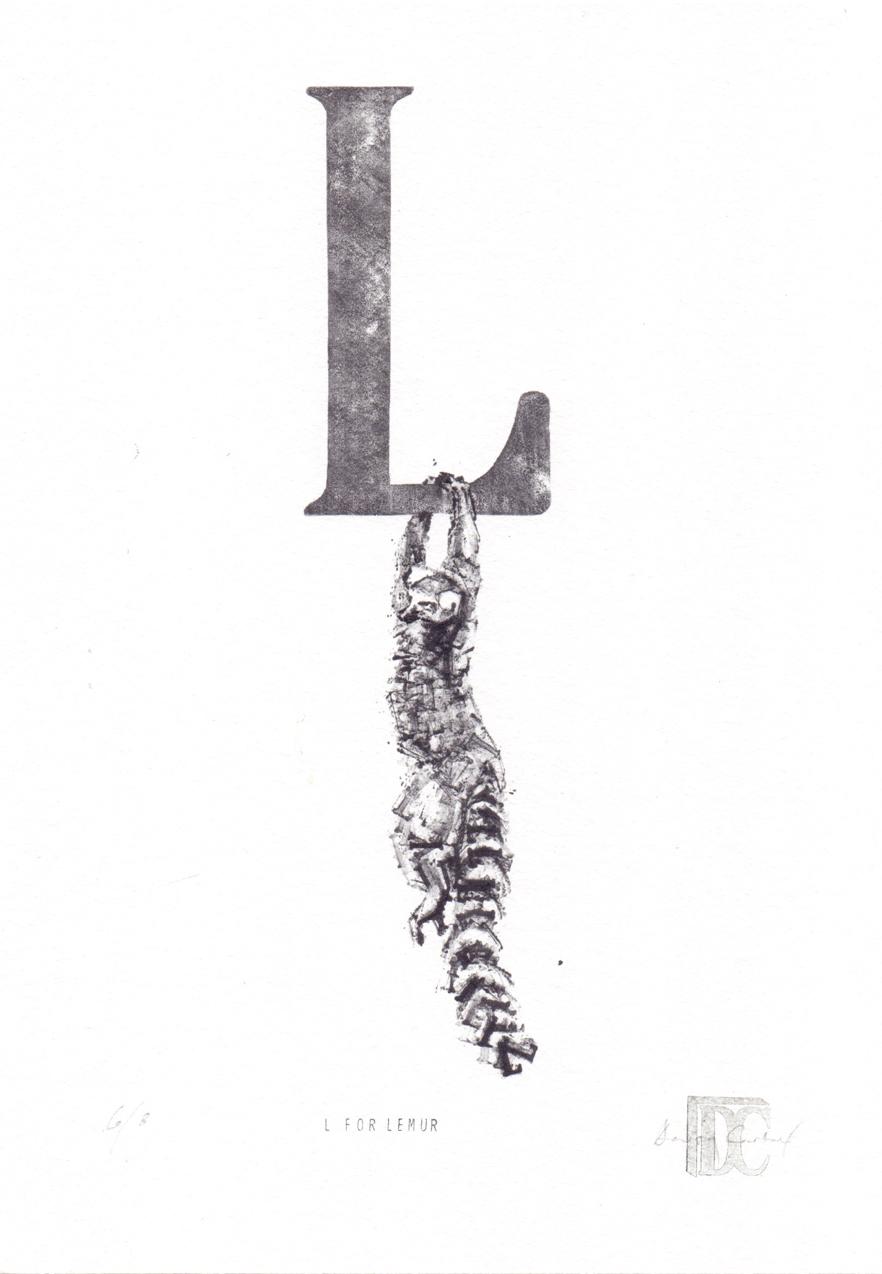 Lemur print scan web
