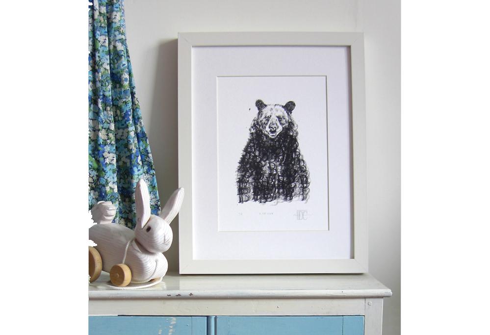 bear print slideshow
